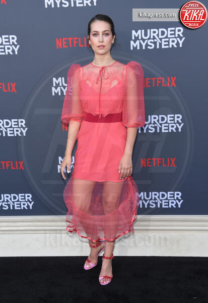 Emma Fuhrmann - Westwood - 10-06-2019 - Adam Sandler e Jennifer Aniston ancora insieme!