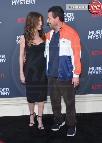 Jackie Sandler, Adam Sandler - Westwood - 10-06-2019 - Adam Sandler e Jennifer Aniston ancora insieme!