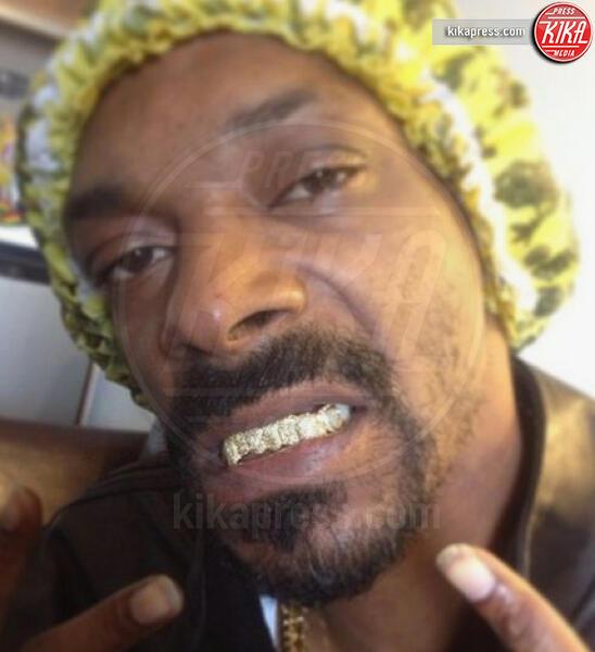 Snoop Dogg - Hollywood - Grillz, la moda vip che non convince! Ostentazione o orrore?