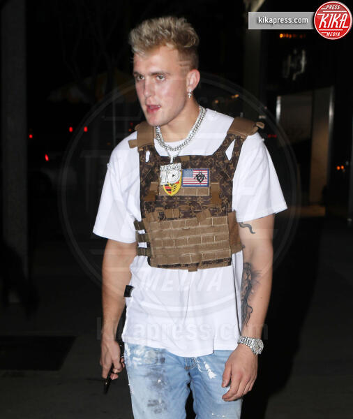 Jake Paul - Hollywood - 08-06-2019 - Ma come ti vesti? Le 10 cose più strane indossate dalle star