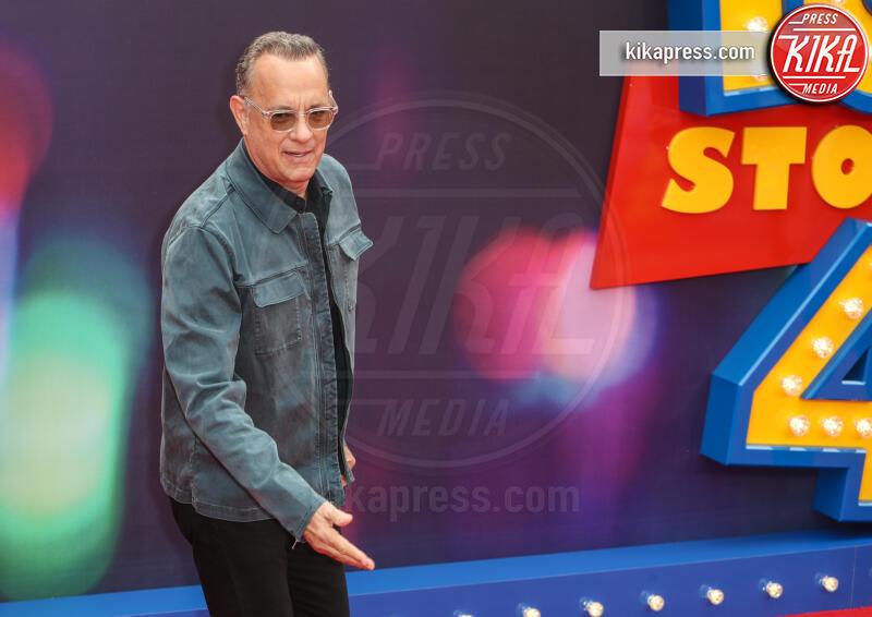 Tom Hanks - Londra - 16-06-2019 - Tom Hanks a Londra: Benvenuti alla première di Toy Story 4!