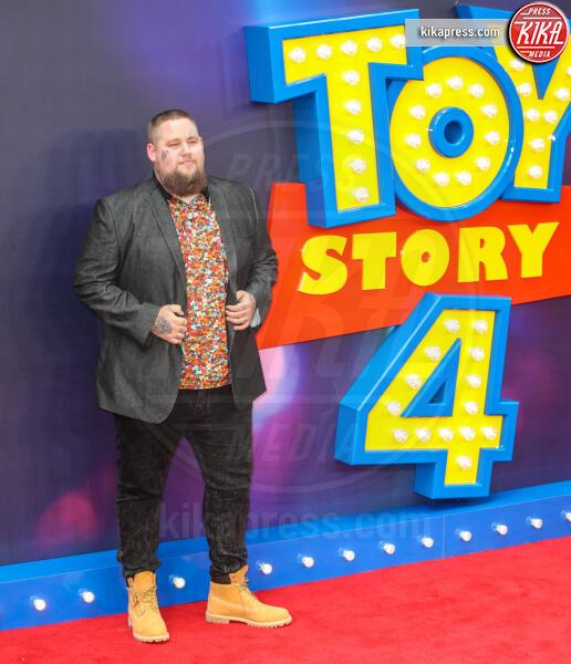 Rory Graham, N&quot, Rag &quot, Bone Man - Londra - 16-06-2019 - Tom Hanks a Londra: Benvenuti alla première di Toy Story 4!