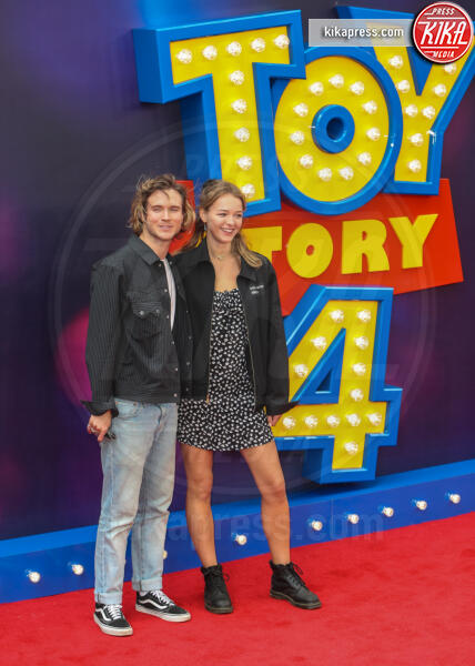 s Leicester Square, at the Odeon Luxe in London&#39, Toy Story 4&quot, Maddy Elmer attend the European Premiere of &quot, Dougie Poynter - Londra - 16-06-2019 - Tom Hanks a Londra: Benvenuti alla première di Toy Story 4!