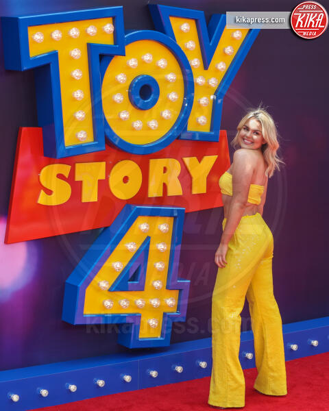 Talia Storm - Londra - 16-06-2019 - Tom Hanks a Londra: Benvenuti alla première di Toy Story 4!
