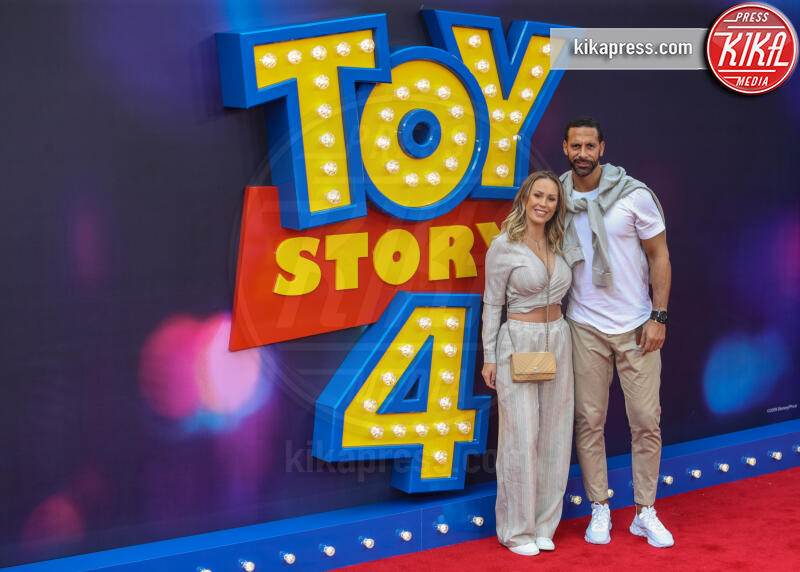 Kate Wright attend the European Premiere of &quot, s Leicester Square, at the Odeon Luxe in London&#39, Toy Story 4&quot, Rio Ferdinand - Londra - 16-06-2019 - Tom Hanks a Londra: Benvenuti alla première di Toy Story 4!