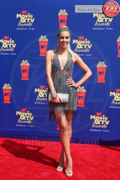 Ashley Slack - Santa Monica - 15-06-2019 - Jada Pinkett-Smith, smoking argento a MTV Movie & TV Awards