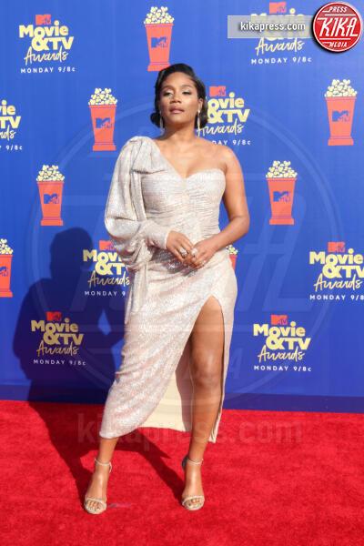 Tiffany Haddish - Santa Monica - 15-06-2019 - Jada Pinkett-Smith, smoking argento a MTV Movie & TV Awards