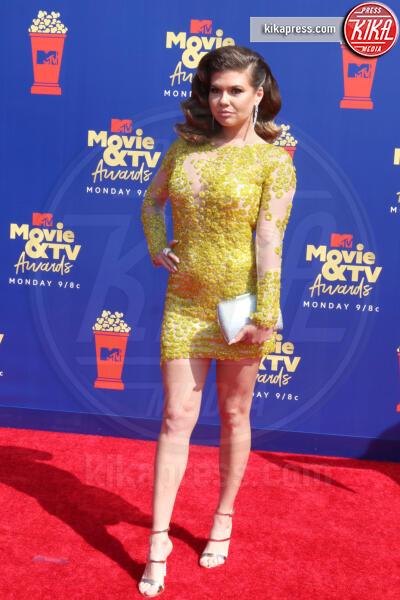 Chanel West Coast - Santa Monica - 15-06-2019 - Jada Pinkett-Smith, smoking argento a MTV Movie & TV Awards