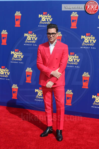 Daniel Levy - Santa Monica - 15-06-2019 - Jada Pinkett-Smith, smoking argento a MTV Movie & TV Awards