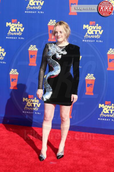 Elisabeth Moss - Santa Monica - 15-06-2019 - Jada Pinkett-Smith, smoking argento a MTV Movie & TV Awards