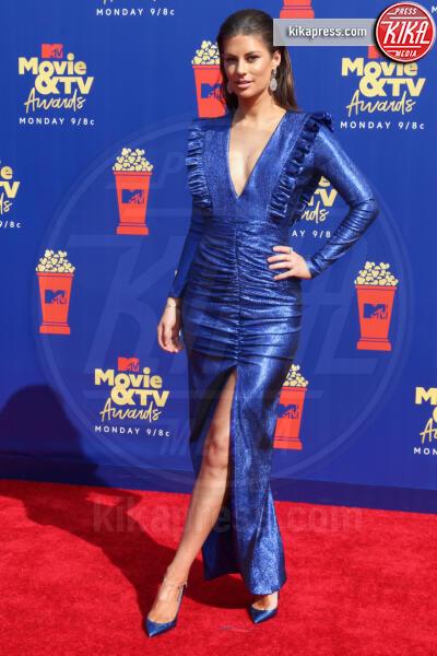 Hannah Stocking - Santa Monica - 15-06-2019 - Jada Pinkett-Smith, smoking argento a MTV Movie & TV Awards