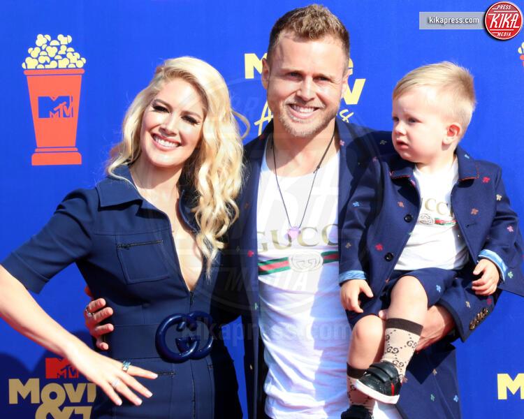 Gunner Pratt, Spencer Pratt, Heidi Montag - Santa Monica - 15-06-2019 - Jada Pinkett-Smith, smoking argento a MTV Movie & TV Awards