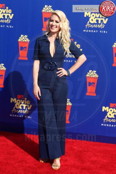 Heidi Montag - Santa Monica - 15-06-2019 - Jada Pinkett-Smith, smoking argento a MTV Movie & TV Awards