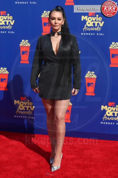 JWoww, Jenni Farley - Santa Monica - 15-06-2019 - Jada Pinkett-Smith, smoking argento a MTV Movie & TV Awards