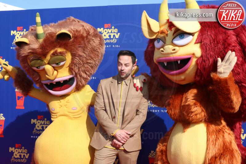 Big Mouth Characters, Nick Kroll - Santa Monica - 15-06-2019 - Jada Pinkett-Smith, smoking argento a MTV Movie & TV Awards