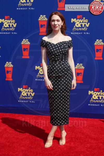 Rhian Rees - Santa Monica - 15-06-2019 - Jada Pinkett-Smith, smoking argento a MTV Movie & TV Awards