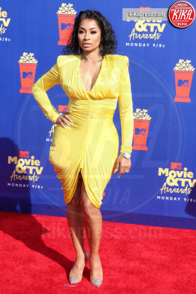 Karlie Redd - Santa Monica - 15-06-2019 - Jada Pinkett-Smith, smoking argento a MTV Movie & TV Awards