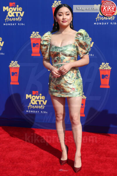 Lana Condor - Santa Monica - 15-06-2019 - Jada Pinkett-Smith, smoking argento a MTV Movie & TV Awards