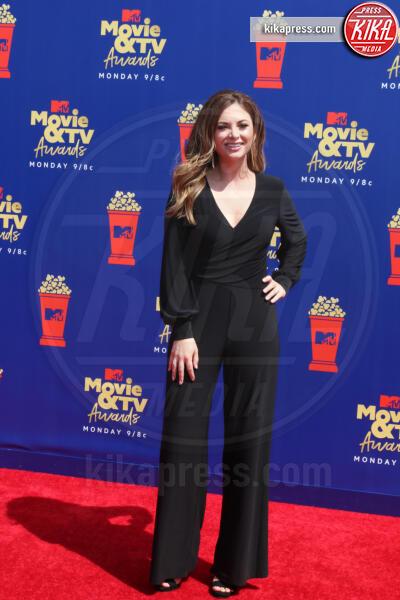 Lauren Zima - Santa Monica - 15-06-2019 - Jada Pinkett-Smith, smoking argento a MTV Movie & TV Awards