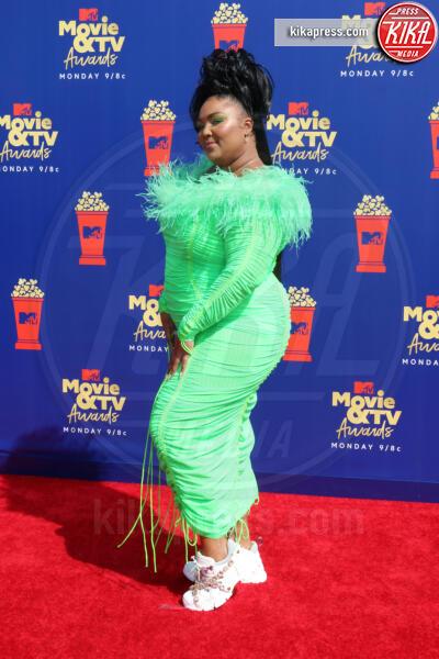 Melissa Viviane Jefferson, Lizzo - Santa Monica - 15-06-2019 - Jada Pinkett-Smith, smoking argento a MTV Movie & TV Awards