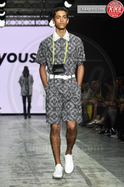 Sfilata Youser - Milano - 16-06-2019 - Milano Moda Uomo: la sfilata di Youser