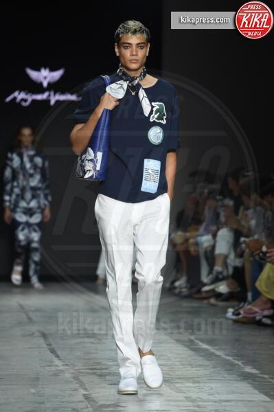 Sfilata Miguel Vieira - Milano - 19-06-2019 - Milano Moda Uomo: la sfilata di Miguel Vieira