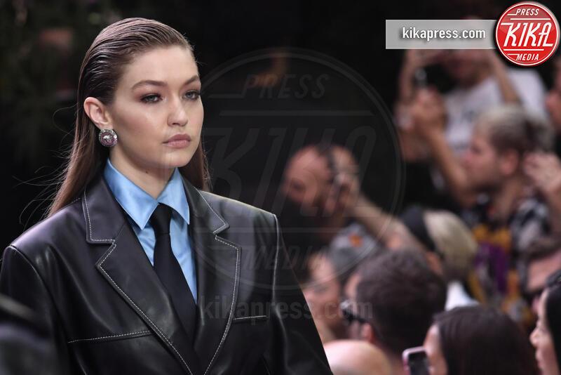 Gigi Hadid - Milano - 15-06-2019 - La prima passerella di Irina Shayk dopo l'addio a Bradley Cooper