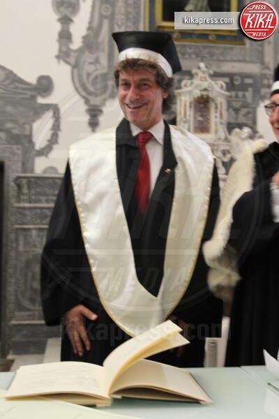 Alberto Angela - Napoli - 25-06-2019 - Napoli, per Alberto Angela laurea honoris causa in Archeologia