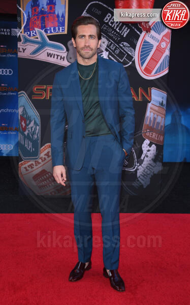 Jake Gyllenhaal - Hollywood - 26-06-2019 - Spiderman far from home: la premiere mondiale al Chinese Theatre