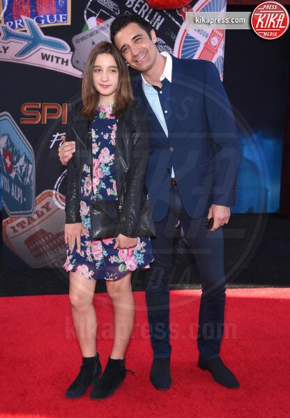 Juliana Marini, Gilles Marini - Hollywood - 26-06-2019 - Spiderman far from home: la premiere mondiale al Chinese Theatre