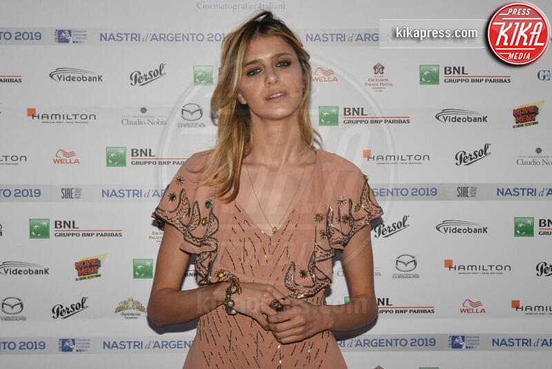Benedetta Porcaroli - Taormina - 29-06-2019 - Nastri d'Argento 2019: Il Traditore di Bellocchio sbanca tutto