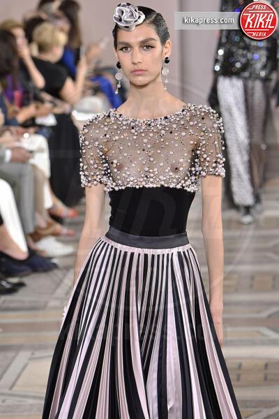 Sfilata Armani Privè - Parigi - 02-07-2019 - Parigi Fashion Week, il trionfo di Giorgio Armani