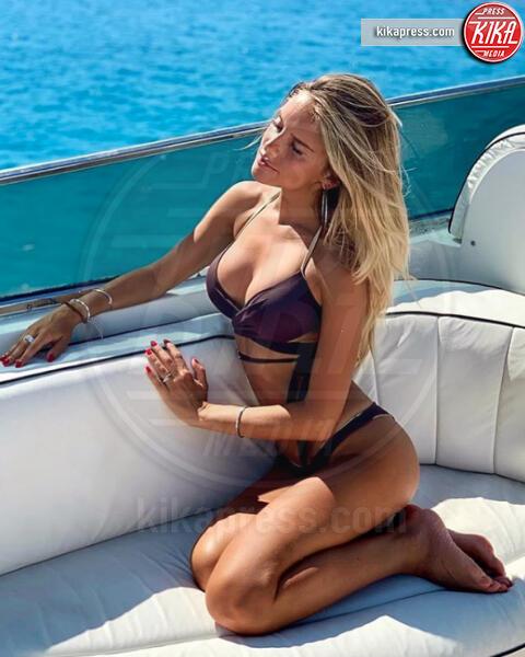 MICHELA PERSICO - 04-07-2019 - L'abbronzatura più hot? Quella delle wags!
