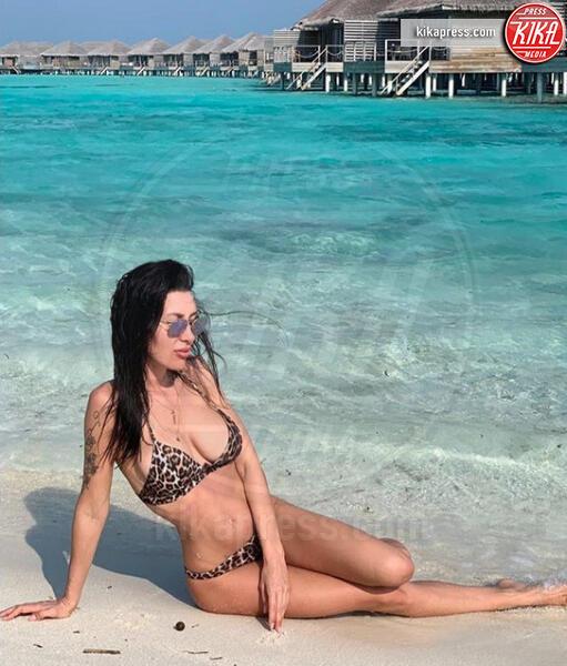 Giada Visentini - 04-07-2019 - L'abbronzatura più hot? Quella delle wags!