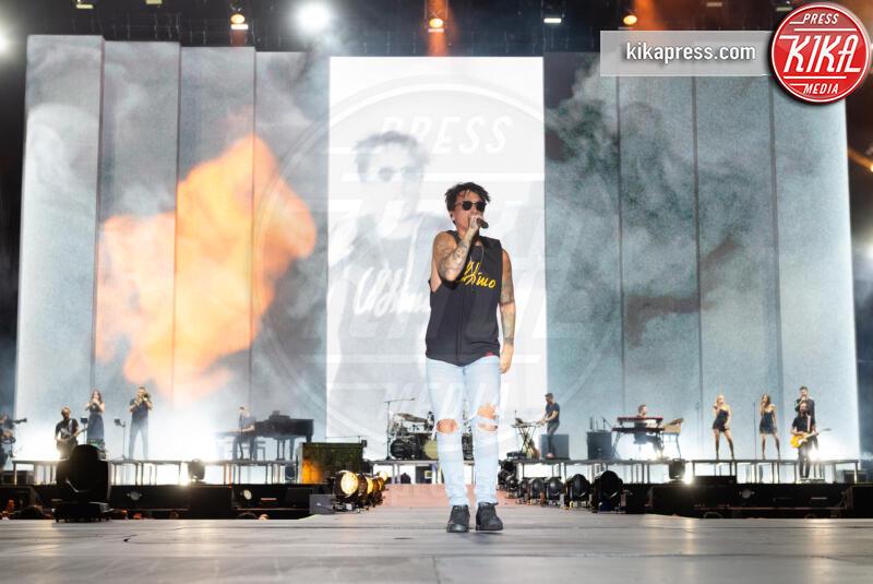 Ultimo - Roma - 04-07-2019 - Ultimo è l'artista italiano più giovane a debuttare negli stadi