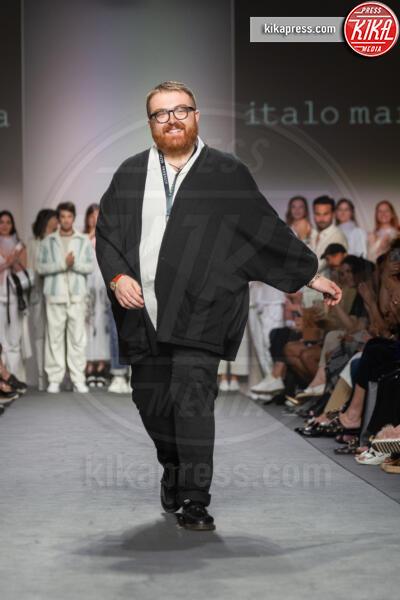 Italo Marseglia, Sfilata Italo Marseglia, Modella - Roma - 06-07-2019 - Altaroma: la sfilata di Italo Marseglia