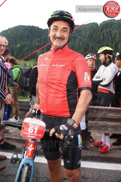 Nicola Savino - Corvara in Badia - 07-07-2019 - Martina Colombari, madrina della Maratona dles Dolomites