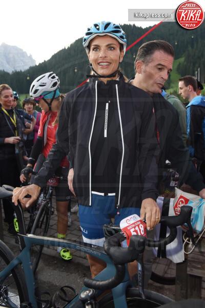 Martina Colombari - Corvara in Badia - 07-07-2019 - Martina Colombari, madrina della Maratona dles Dolomites