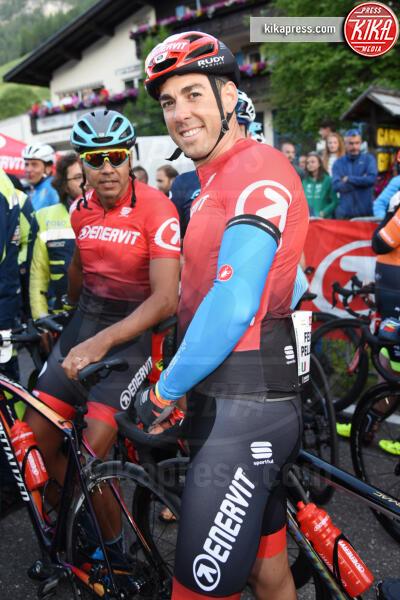 Federico Pellegrino - Corvara in Badia - 07-07-2019 - Martina Colombari, madrina della Maratona dles Dolomites