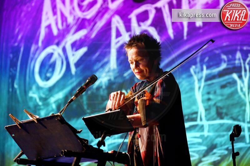 Laurie Anderson - Bollate - 05-07-2019 - Laurie Anderson in concerto a Villa Arconati