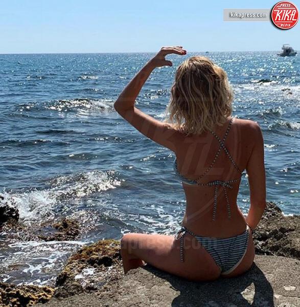 Alessia Marcuzzi - Milano - 08-07-2019 - Estate 2019: la bollente stagione delle conduttrici italiane