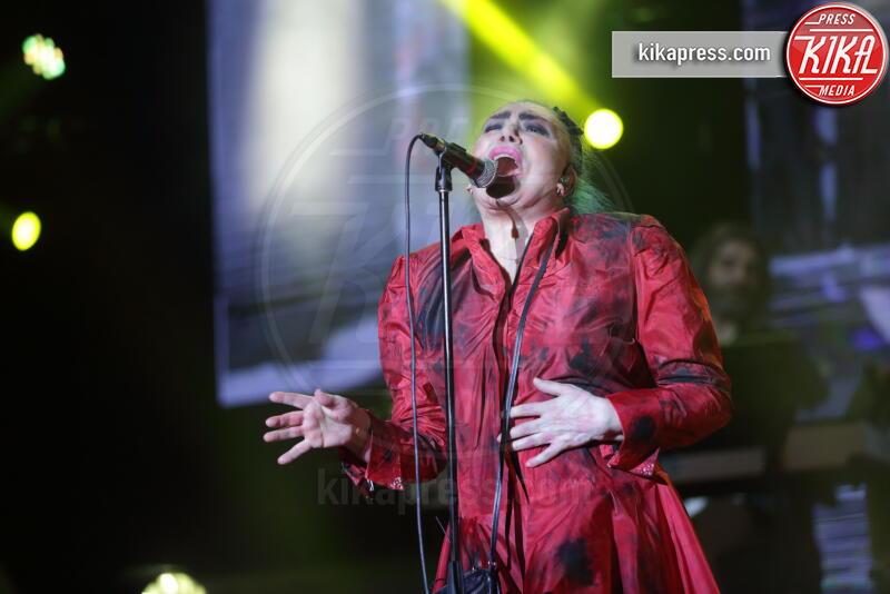 Loredana Berté - Torino - 08-07-2019 - Loredana Bertè live al GruVillage 105 Music Festival