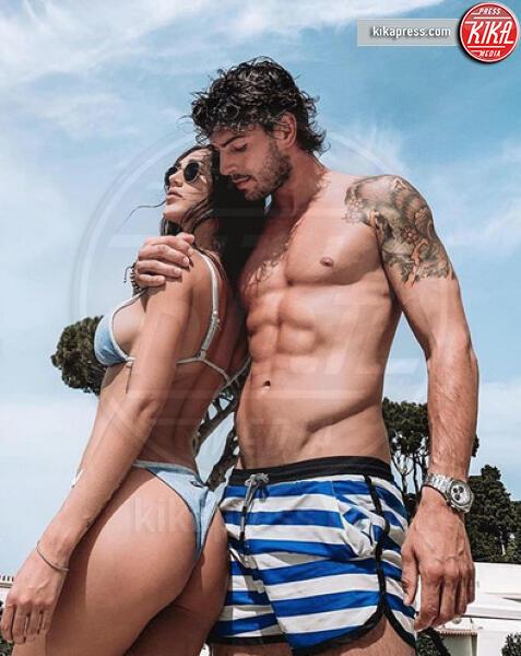 Ignazio Moser, Cecilia Rodriguez - Milano - 09-07-2019 - Estate 2019: lato b ieri e oggi. Qualcosa è cambiato?