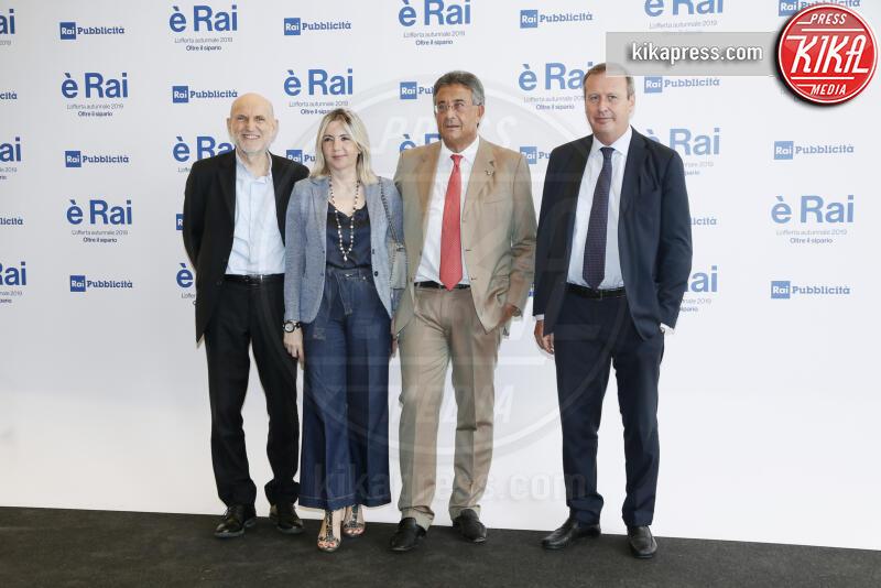 Direttori di rete RAI - Milano - 09-07-2019 - Palinsesti Rai: via la Clerici, torna Lorella Cuccarini