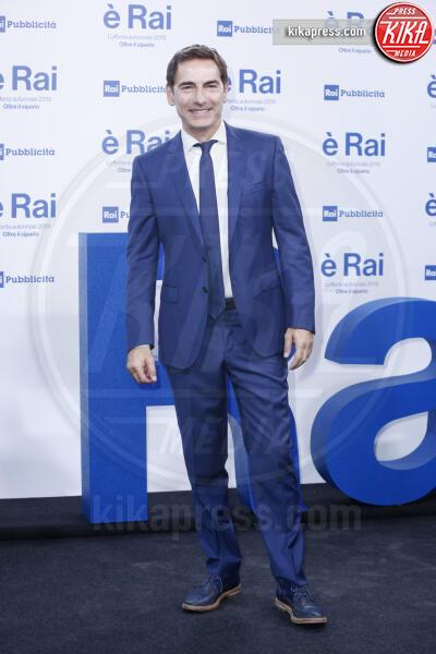 Marco Liorni - Milano - 09-07-2019 - Palinsesti Rai: via la Clerici, torna Lorella Cuccarini