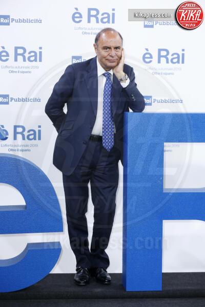 Bruno Vespa - Milano - 09-07-2019 - Palinsesti Rai: via la Clerici, torna Lorella Cuccarini