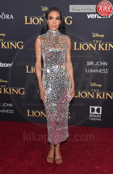 Michelle Williams - Hollywood - 09-07-2019 - Regina Beyoncé sul red carpet del Re Leone