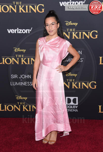 Ali Wong - Hollywood - 09-07-2019 - Regina Beyoncé sul red carpet del Re Leone