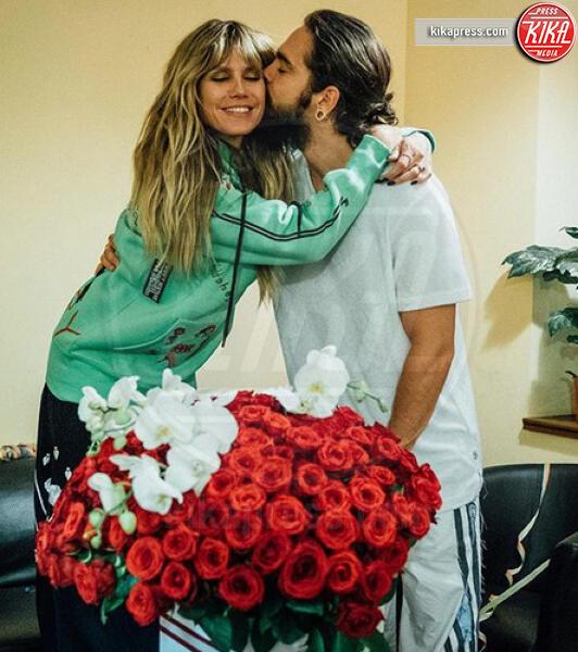 Tom Kaulitz, Heidi Klum - Los Angeles - 12-07-2019 - Heidi Klum e Tom Kaulitz sono marito e moglie