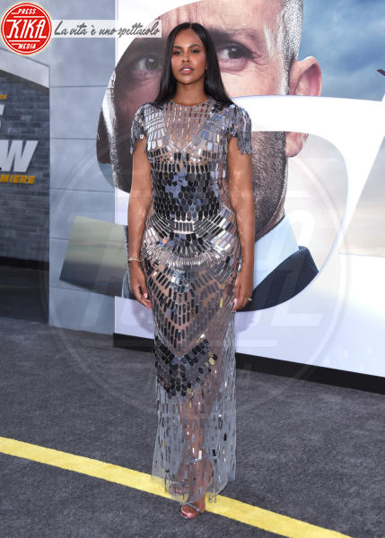 Sabrina Dhowre - Hollywood - 31-12-2013 - Fast & Furious Presents: Hobbs and Shaw, la premiere mondiale